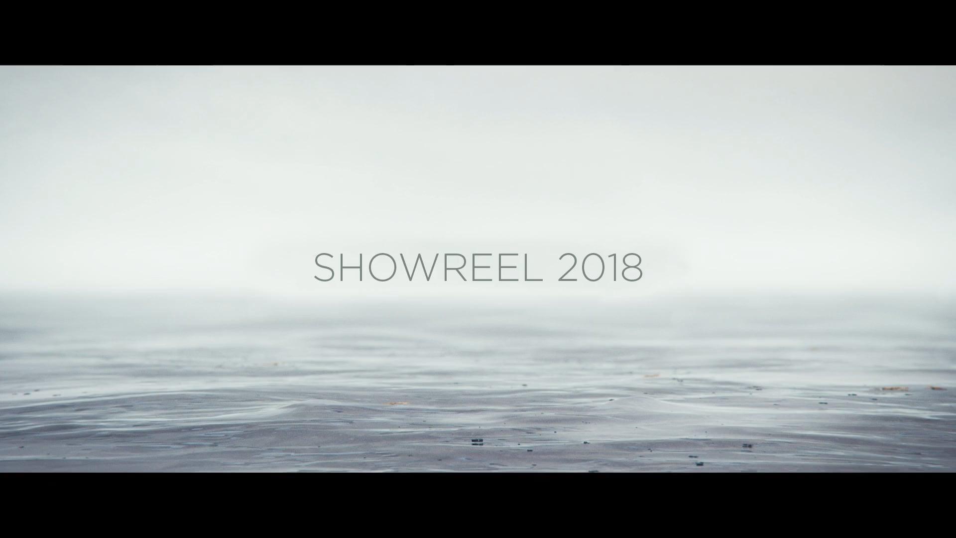 RomainFaure.Net   ShowReel 2018