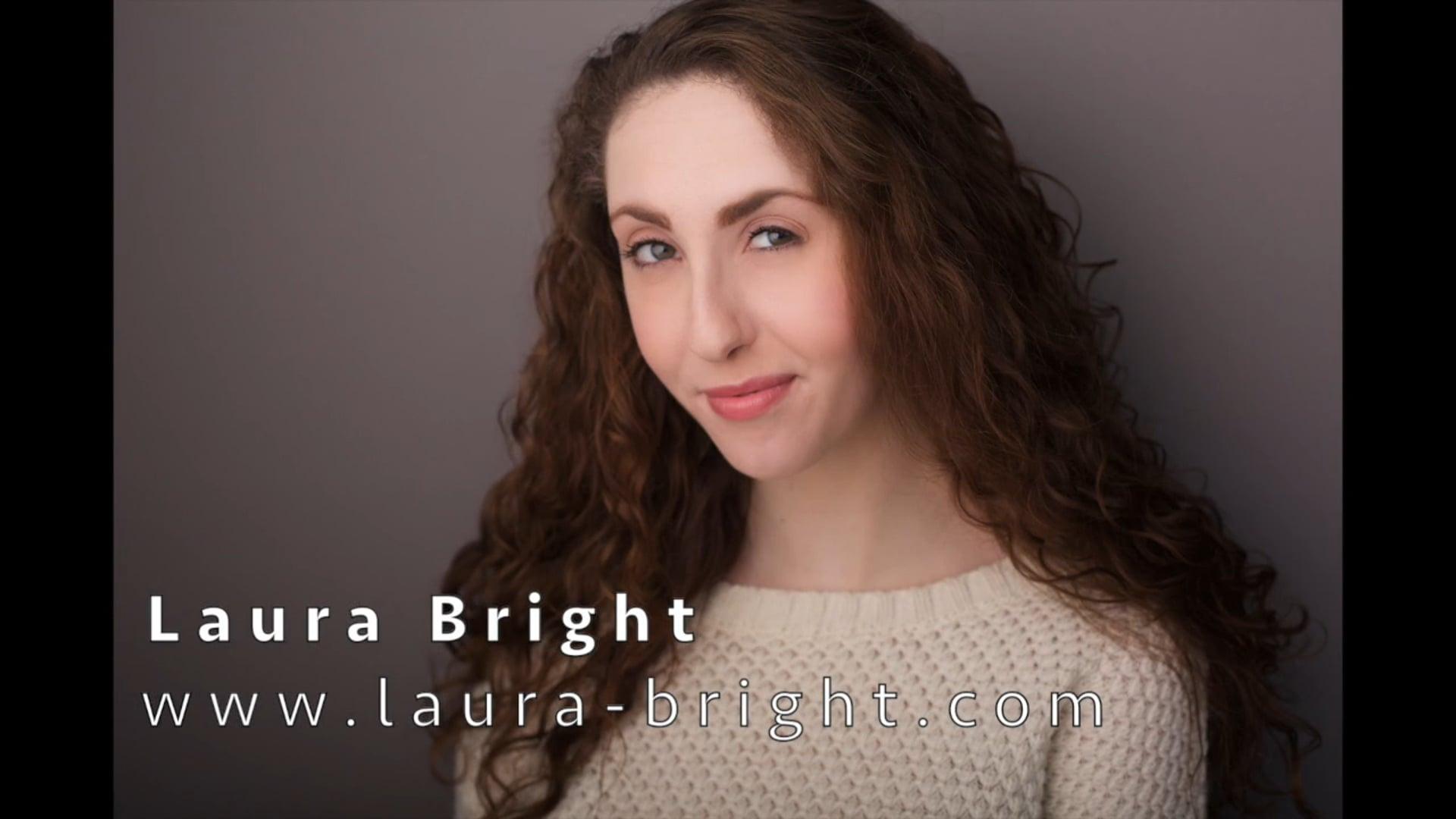 Laura Bright Music Theatre Reel