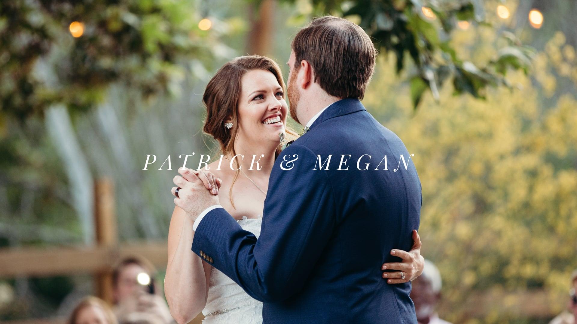 Patrick + Megan
