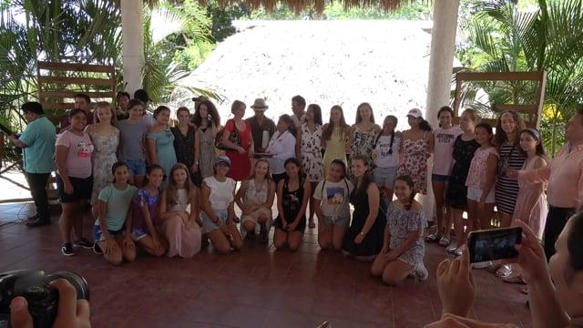 Ausflug und Empfang in Bécal und Calkiní - Danza Pasión 2019