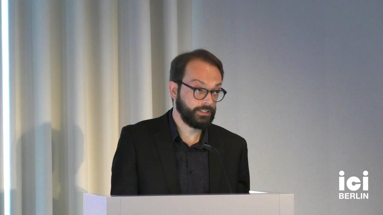 Introduction by Francesco Giusti