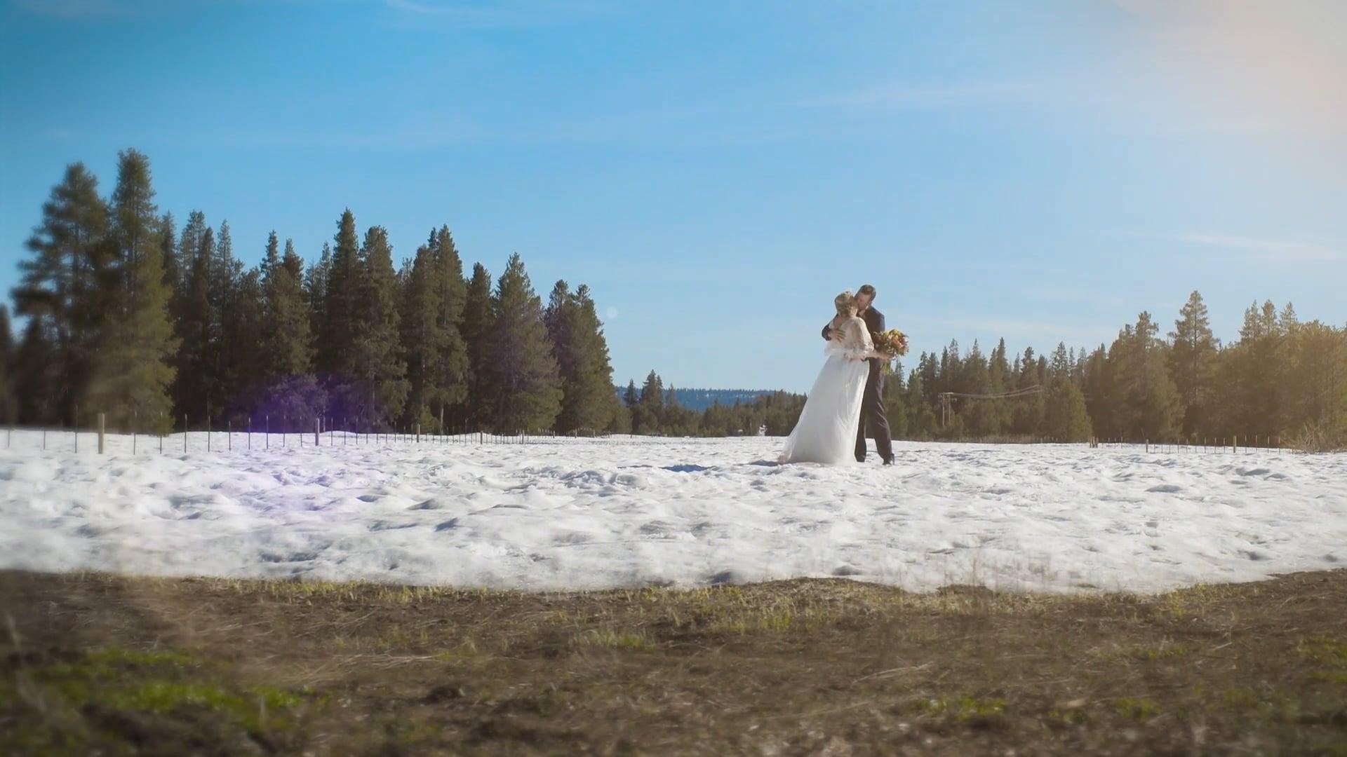 Leslie & Nate   Wedding Film Trailer