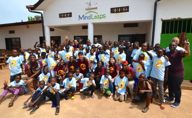 Amahoro   The Peace Exchange in Rwanda   2019