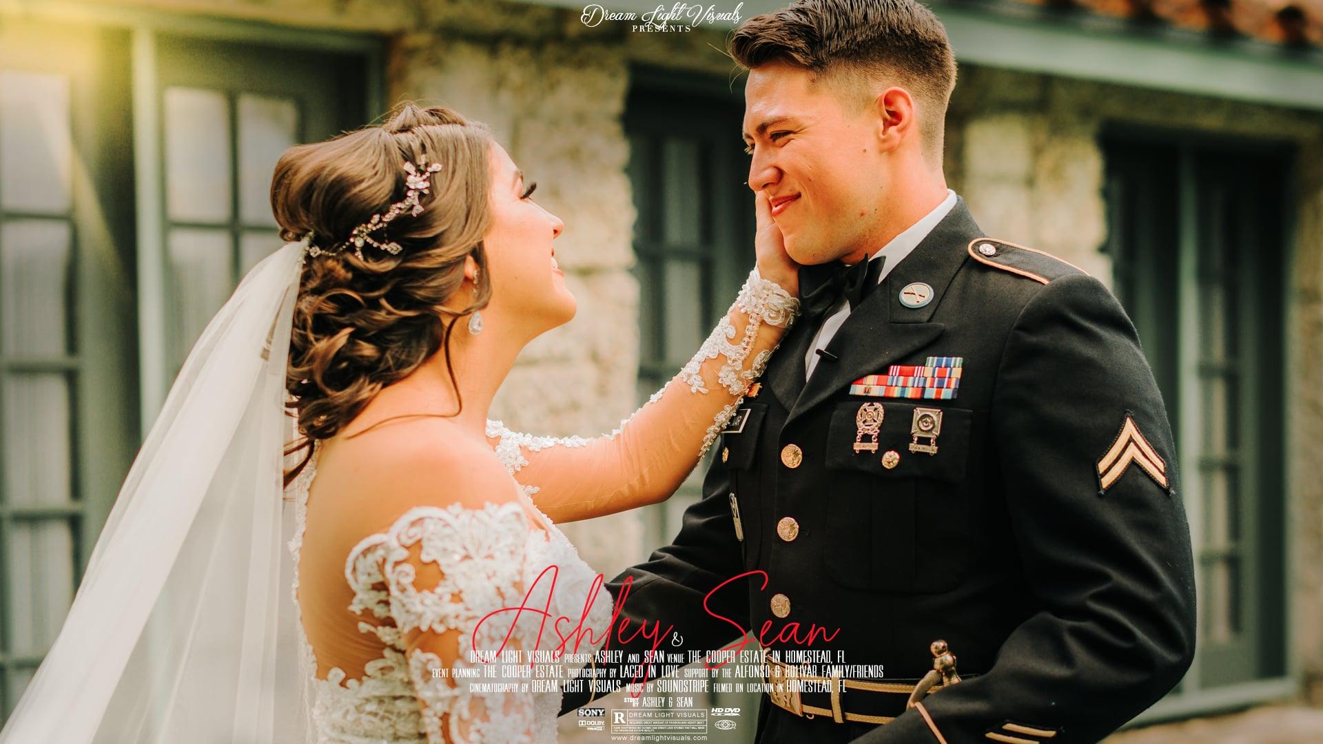 Romantic Cooper Estate Wedding | Homestead, FL | Ashley & Sean