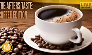 The Afters Taste- Coffee Edition