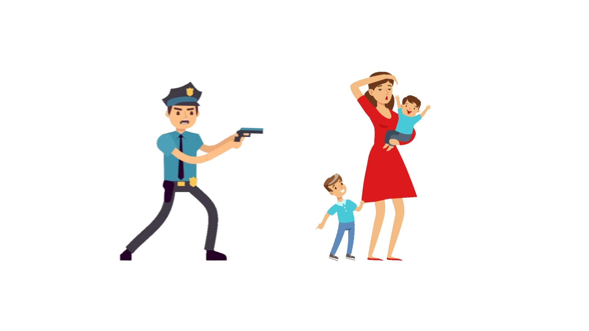 Survival Stats course - terrorism animation