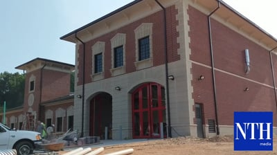 NFD Station 4 nears completion