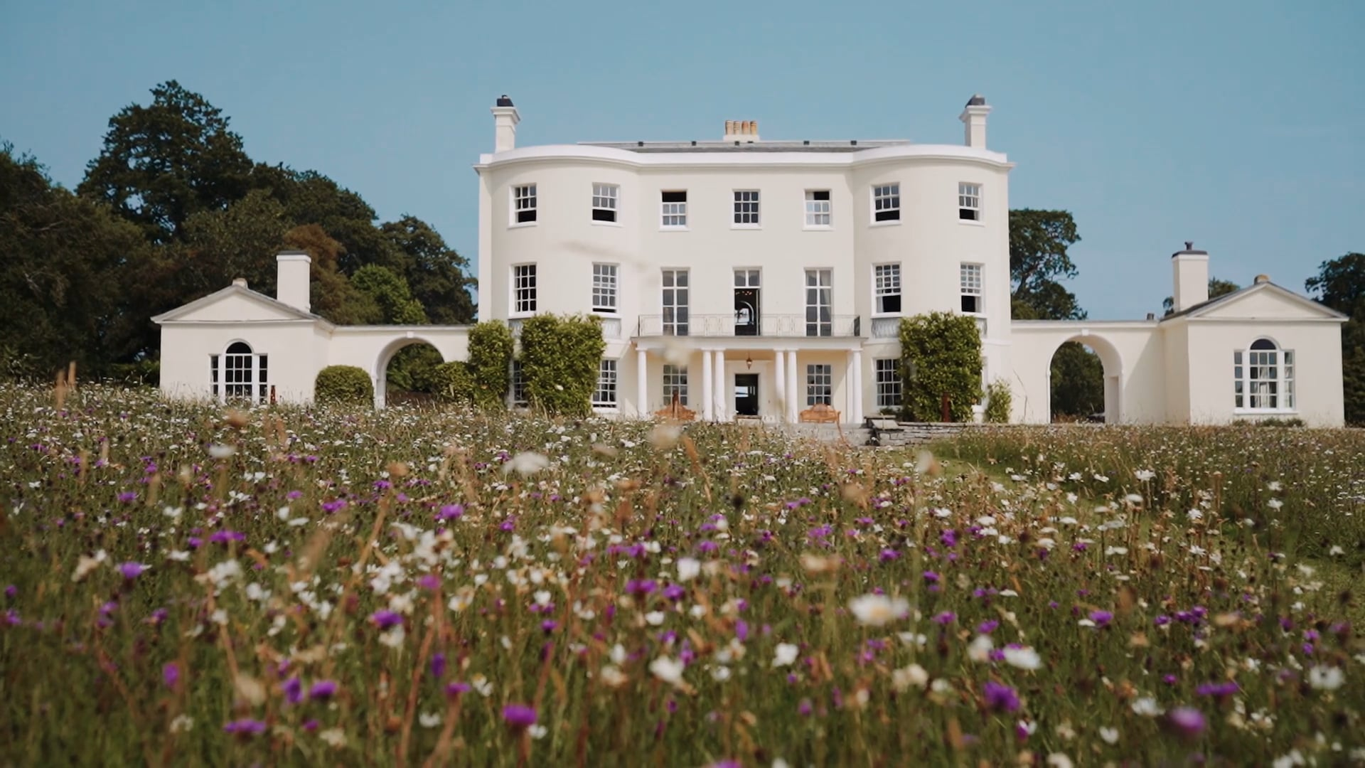 Rockbeare Manor, Exeter- Highlight- Anna & Natalie