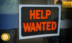 Why is Alison Storm Scoping Out Help Wanted Signs?