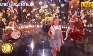 SC Singer Ansley Burns Back on Americas Got Talent
