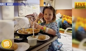 Kids Fighting Cancer Get Free Local Vacation