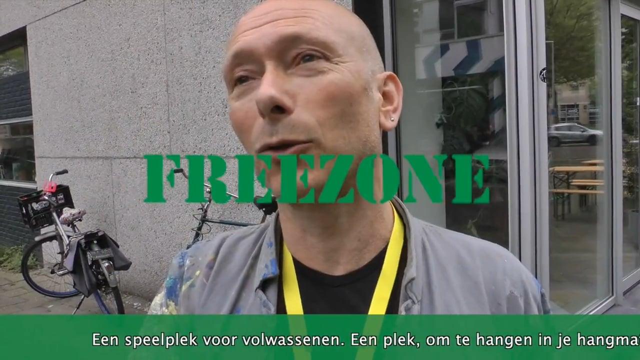 freezone ZOHO, a work in progress