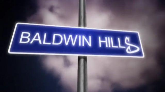 "BALDWIN HILLS - 110 ""ROAD TO SUCCESS"""