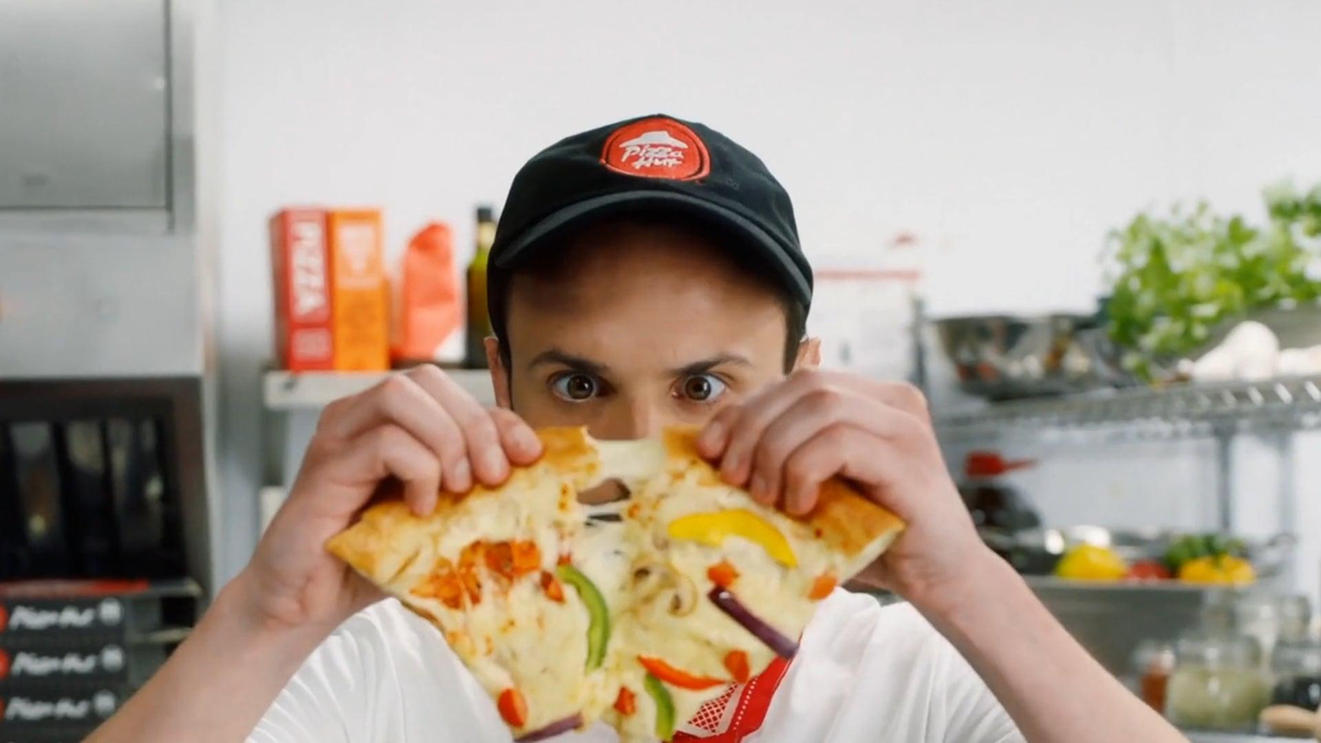 Tanya Sadourian - Pizza Hut - Stuffed Crust