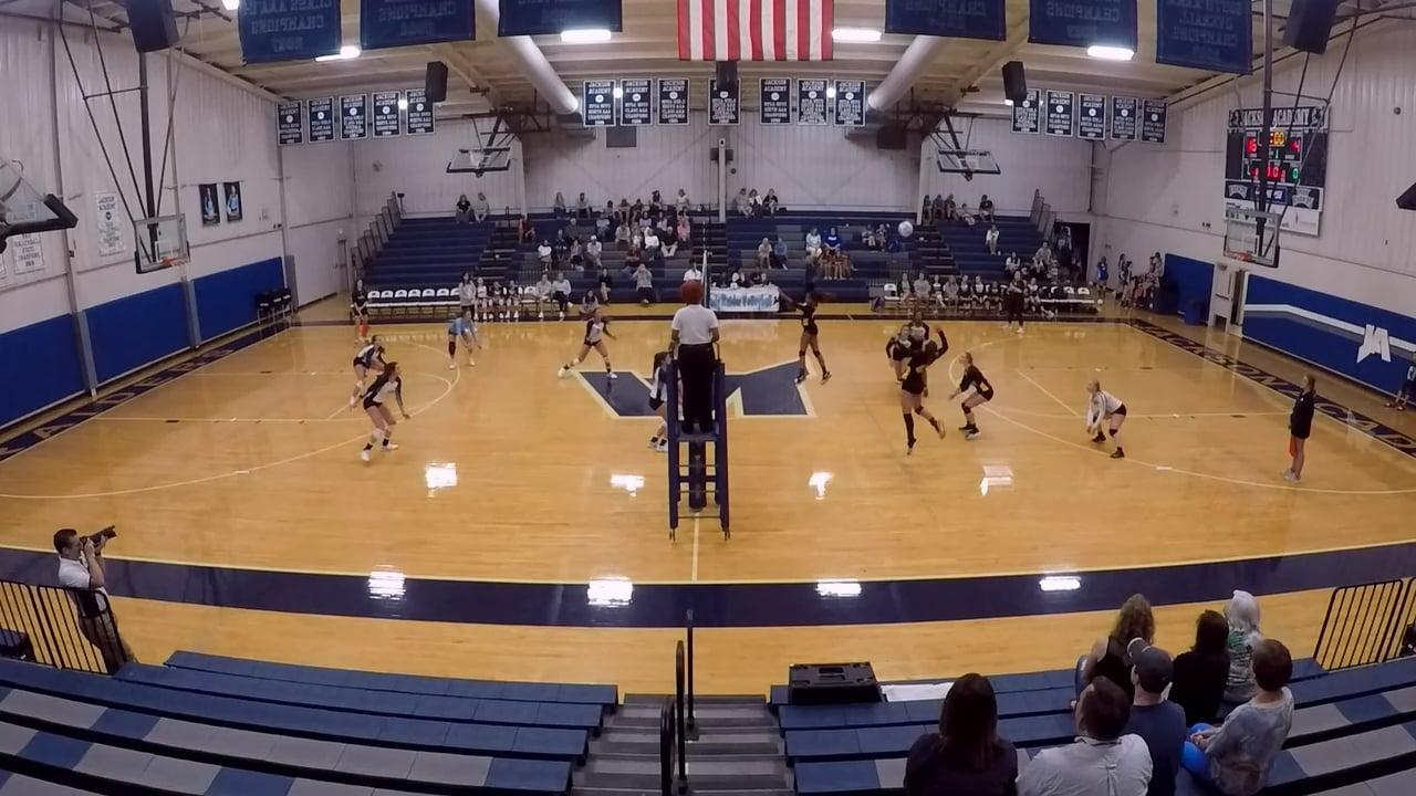 Varsity Volleyball-2019-August 9-Oak Grove HS