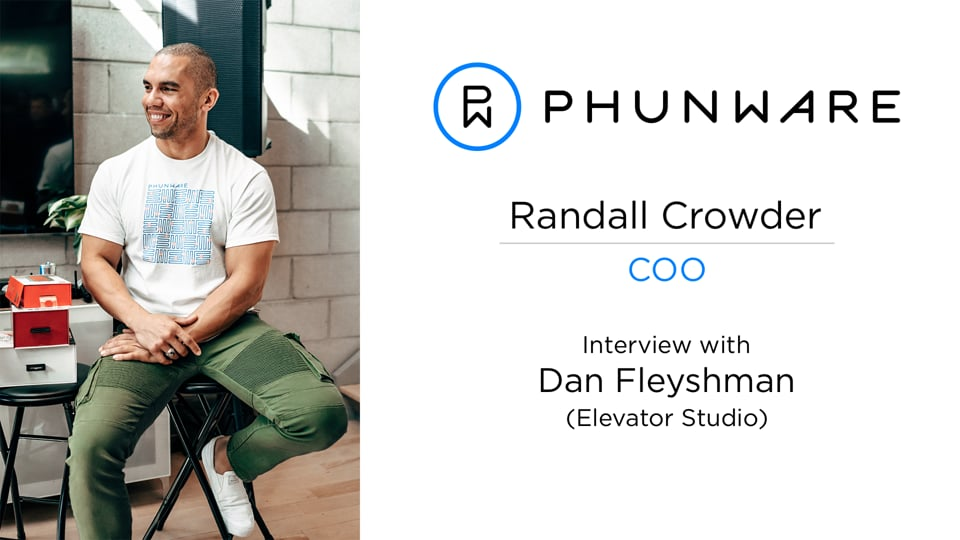 Phunware and PhunCoin - An Interview with Randall Crowder