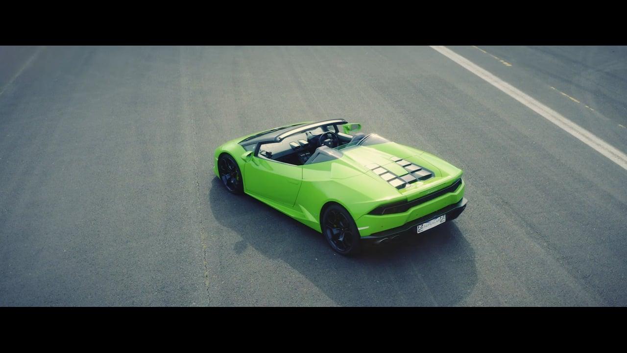 Supercar Drive Days Promo
