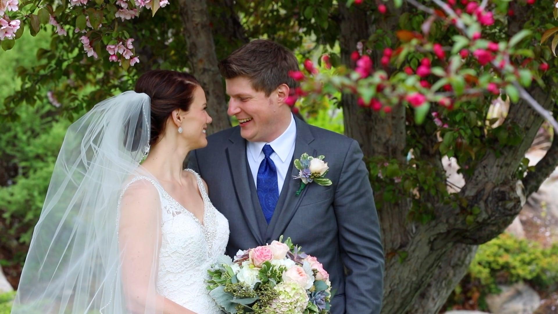 Erin + Dan   Wedding Highlight Film   SummitHillStudios.com