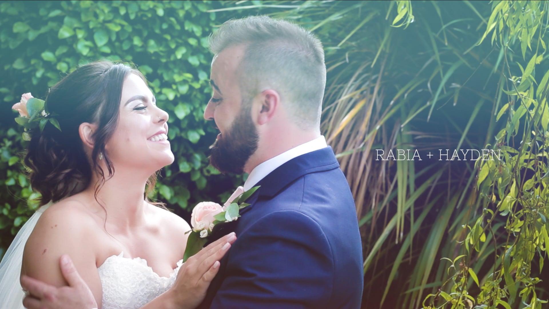 Rabia + Hayden