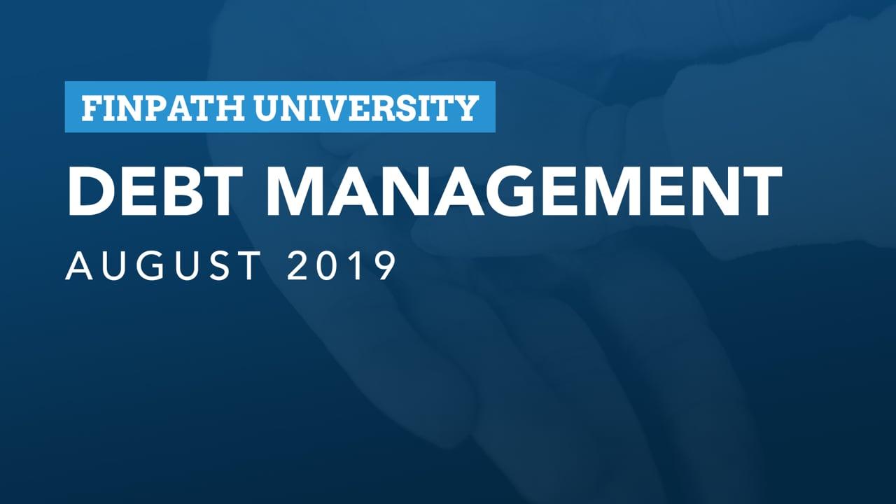 FinPath Course - Debt Management