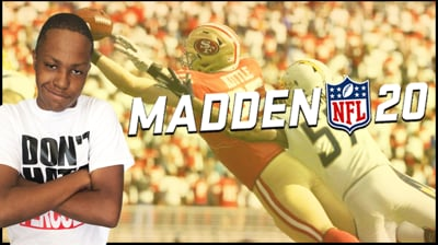More Madden 20, Playing Games With Ninjas (Stream Replay)