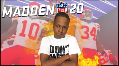 It's Madden Season! We On The Grind! (Stream Replay)