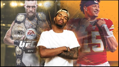 UFC 3 Knockouts + Madden 20 Gameplay (Stream Replay)