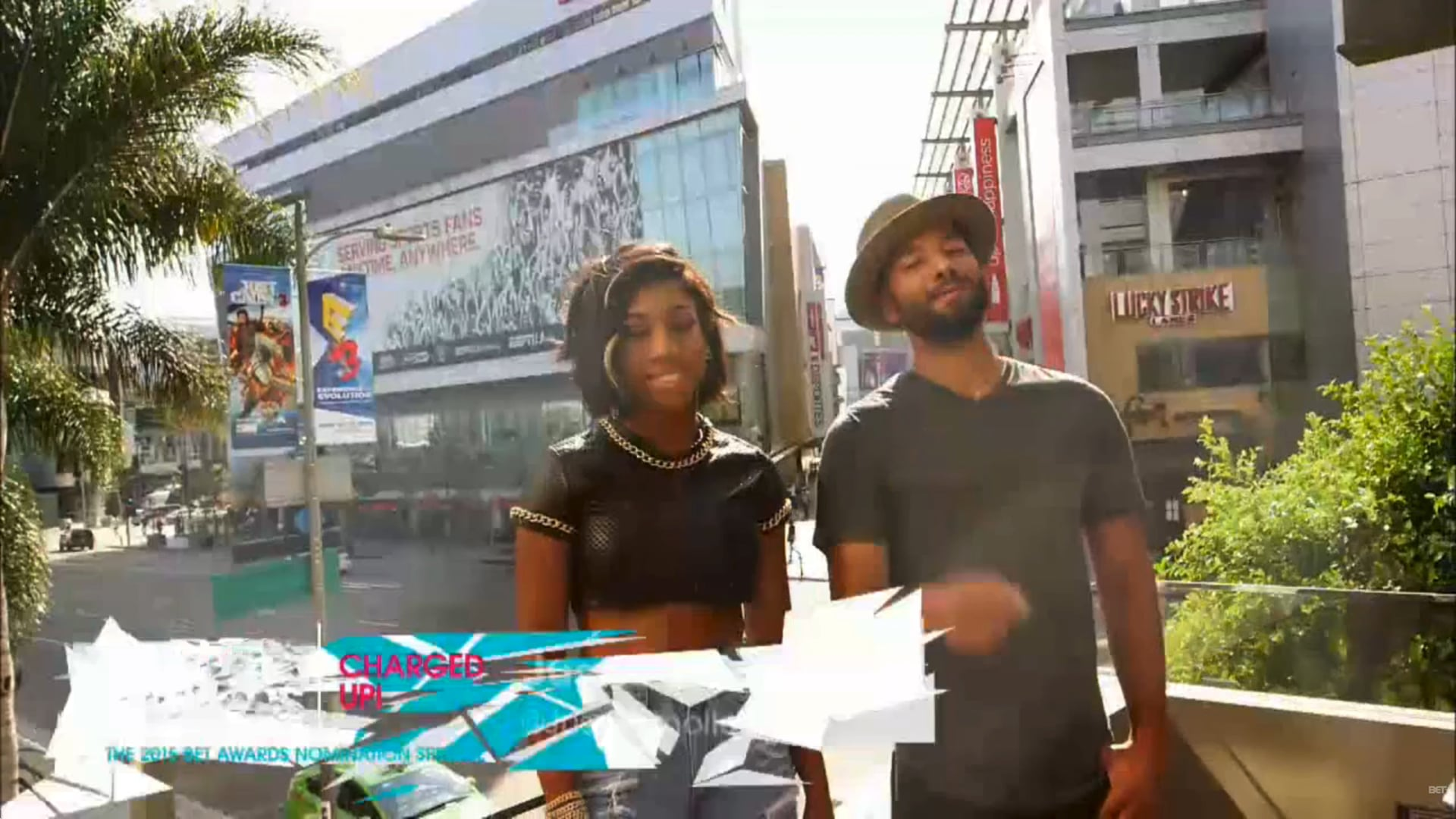 BET CHarged-Up Promo