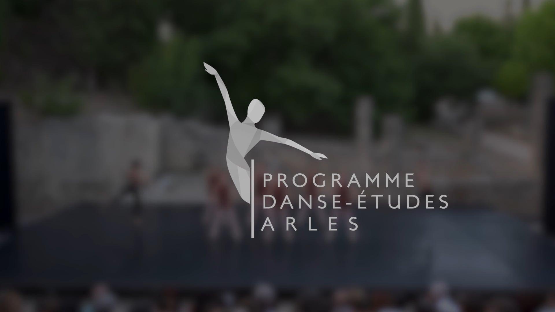 Danse en corps - programme danse-études