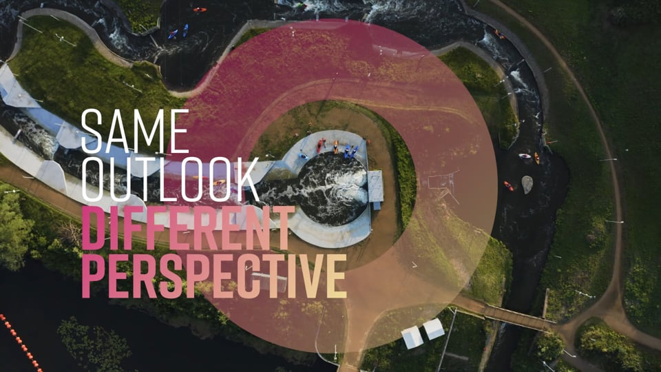 Outlook's Drone Showreel  Video