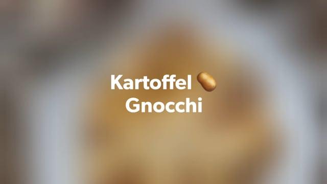 Kartoffel-Gnocchi mit Tomaten-Sugo