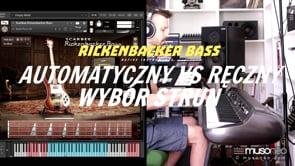 NI Rickenbacker Bass (fragmenty kursu cz 1)