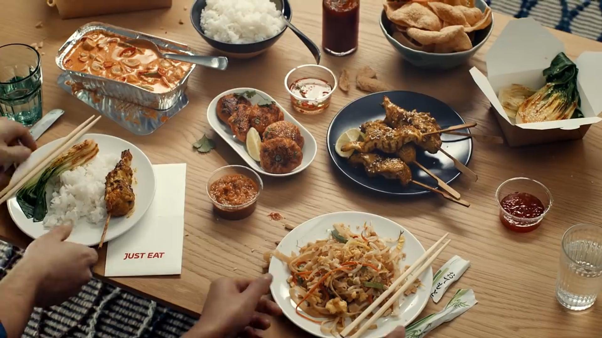 Tanya Sadourian - Just Eat 2019 advert – Did Somebody Say Just Eat