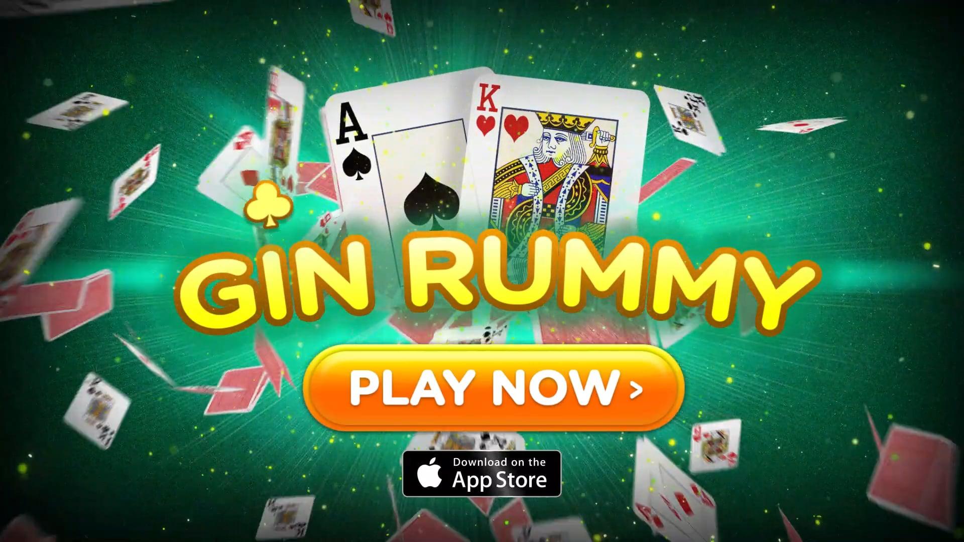 FM Games - Gin Rummy