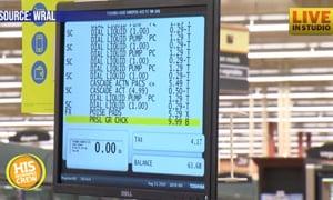 Stranger Spends $1K on Groceries for Others