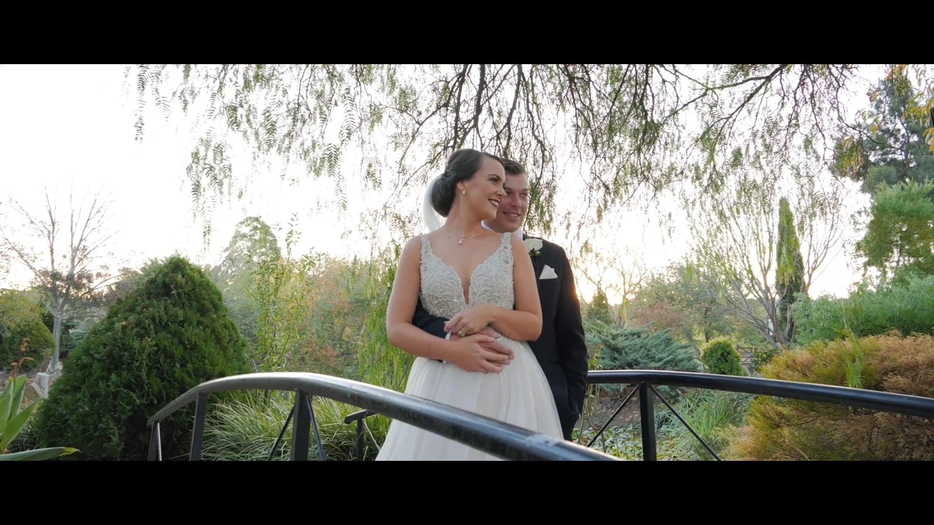 Simone + David's Wedding Highlights