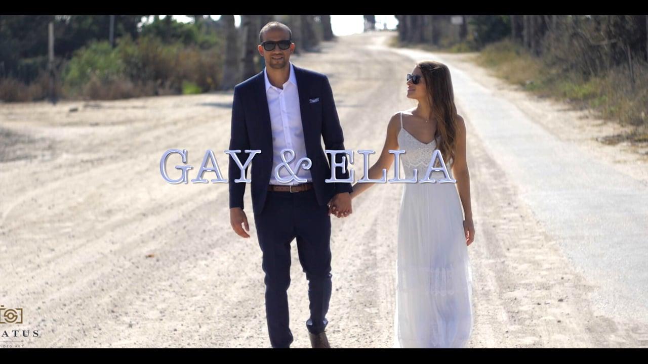 Guy & Ella Weeding High Lights