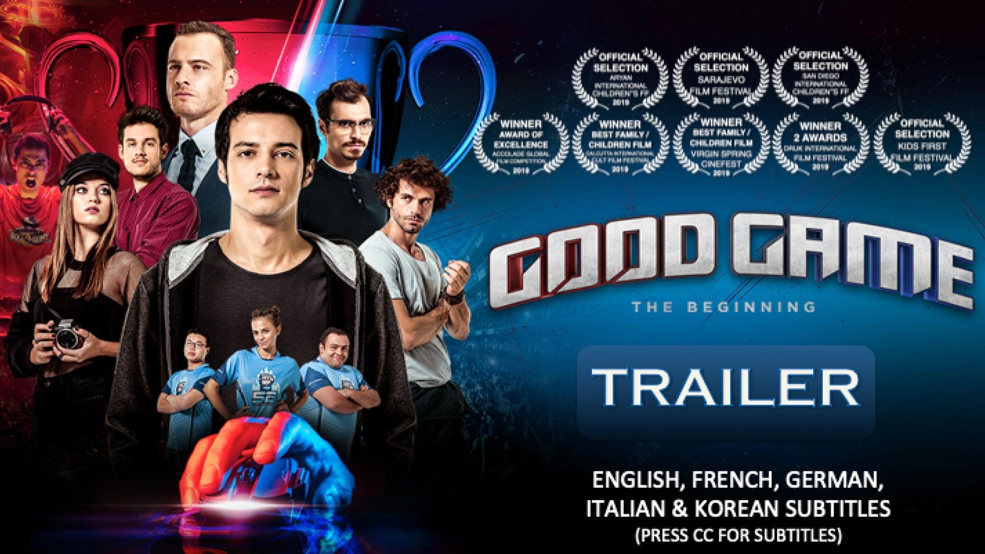 IYI OYUN - GOOD GAME: THE BEGINNING Trailer