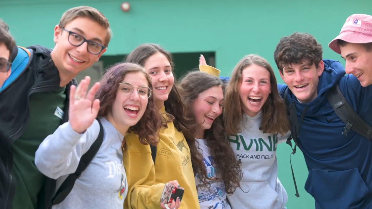 URJ Heller High School in Israel: Apply now!