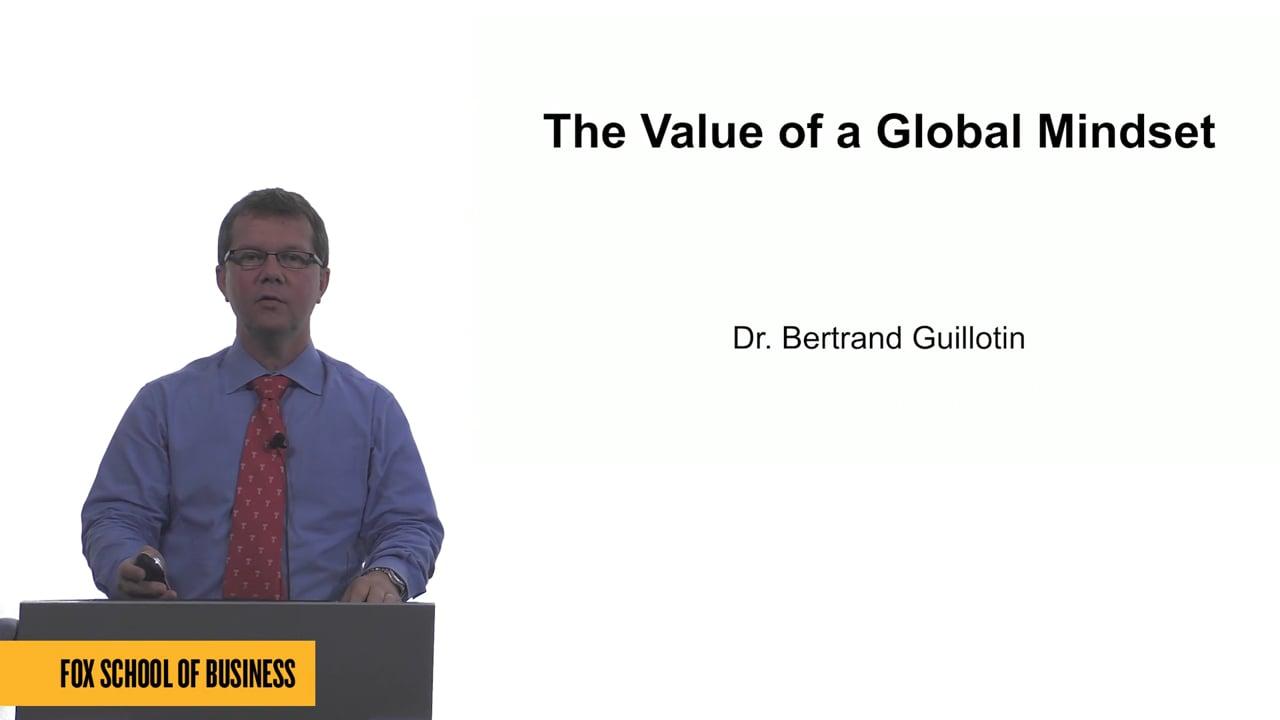 61548The Value of a Global Mindset