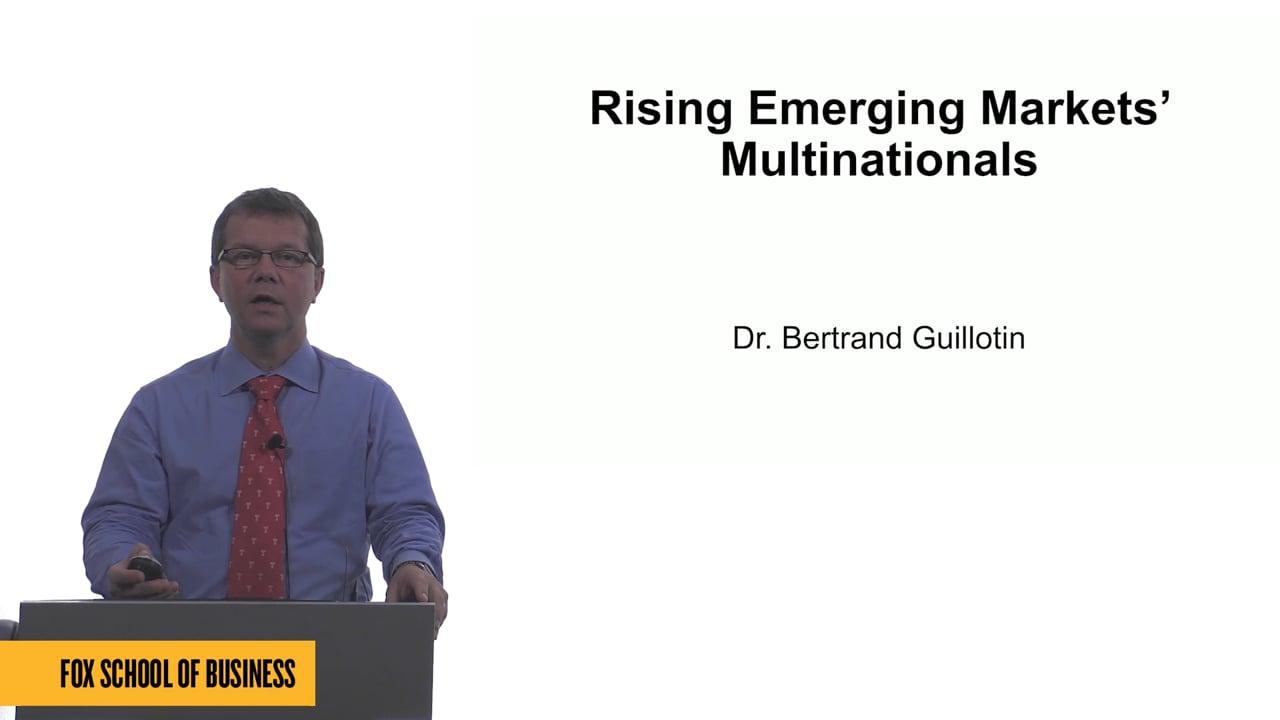 61547Rising Emerging Markets' Multinationals