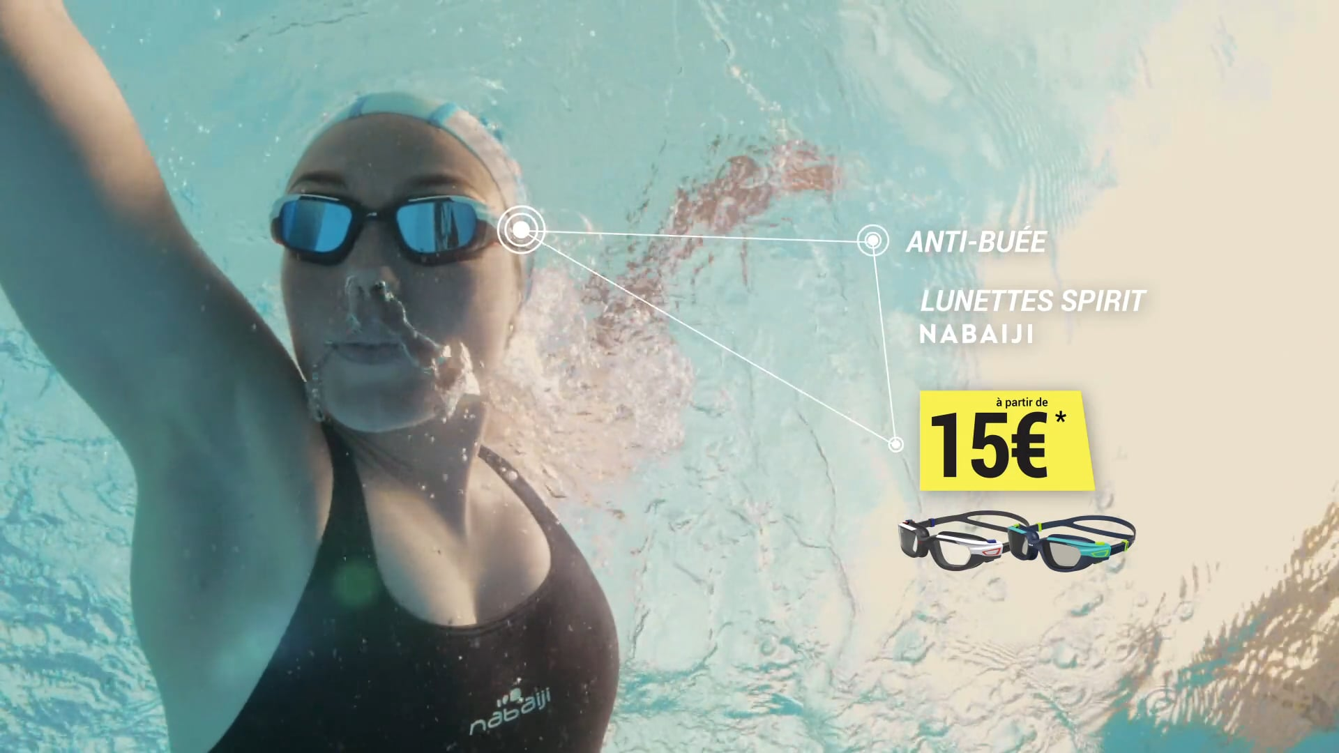 Decathlon - Nabaiji - Rentrée des sports 3/4 - DC