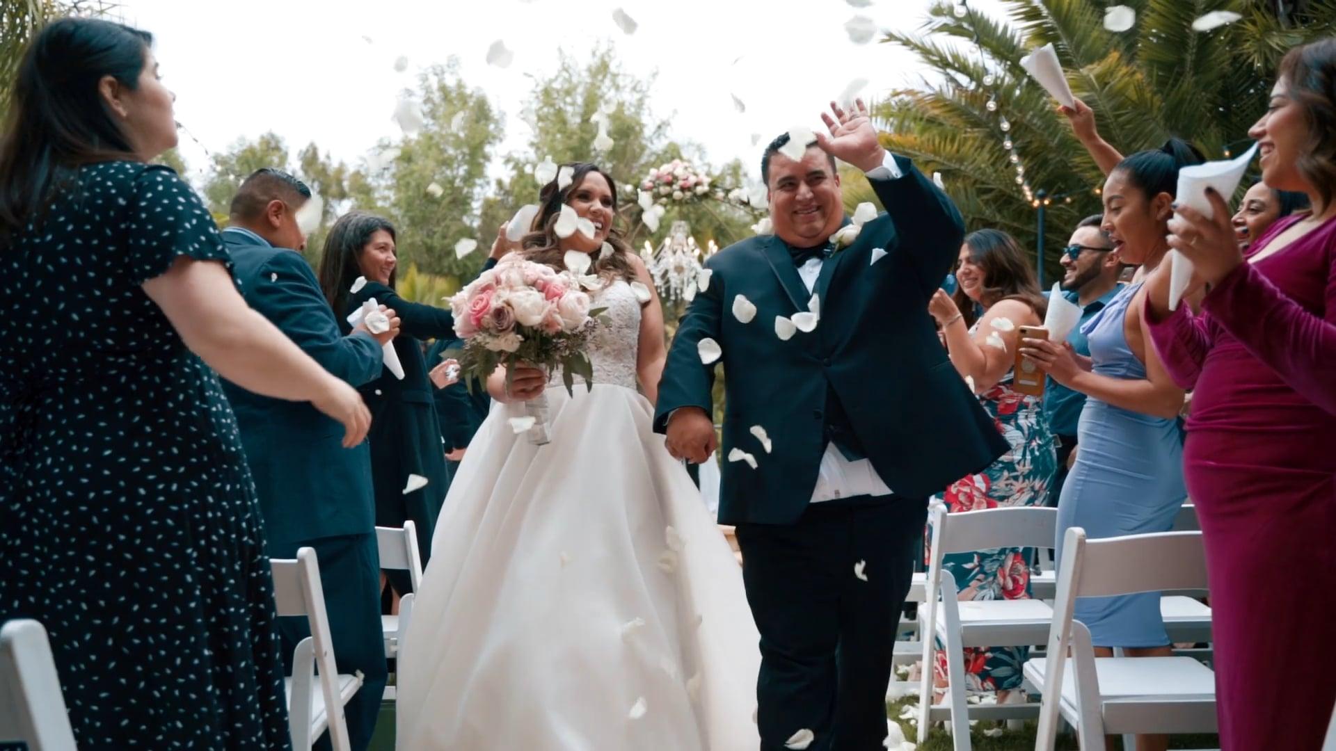 Bryant & Briana   Wedding Highlight   Eden Gardens Weddings