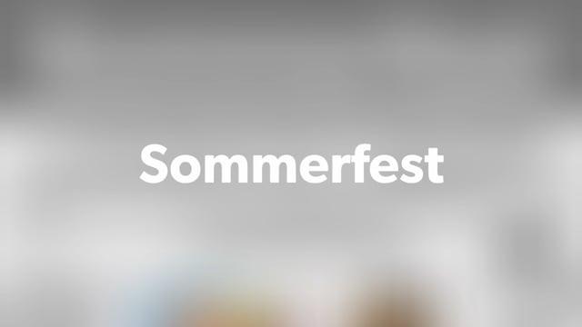 Sommerfest 2019 beim DRK OV Lehrte - essen