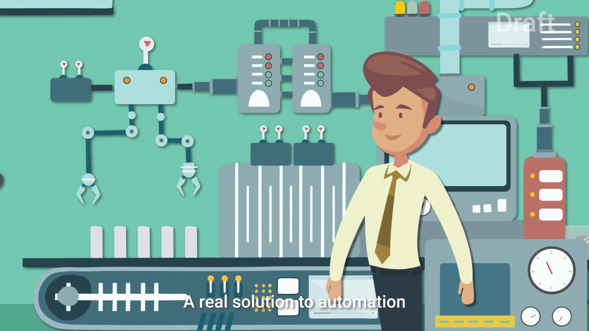 CYAN Intelligent 迅杰智能 Corporate Animation (Final)