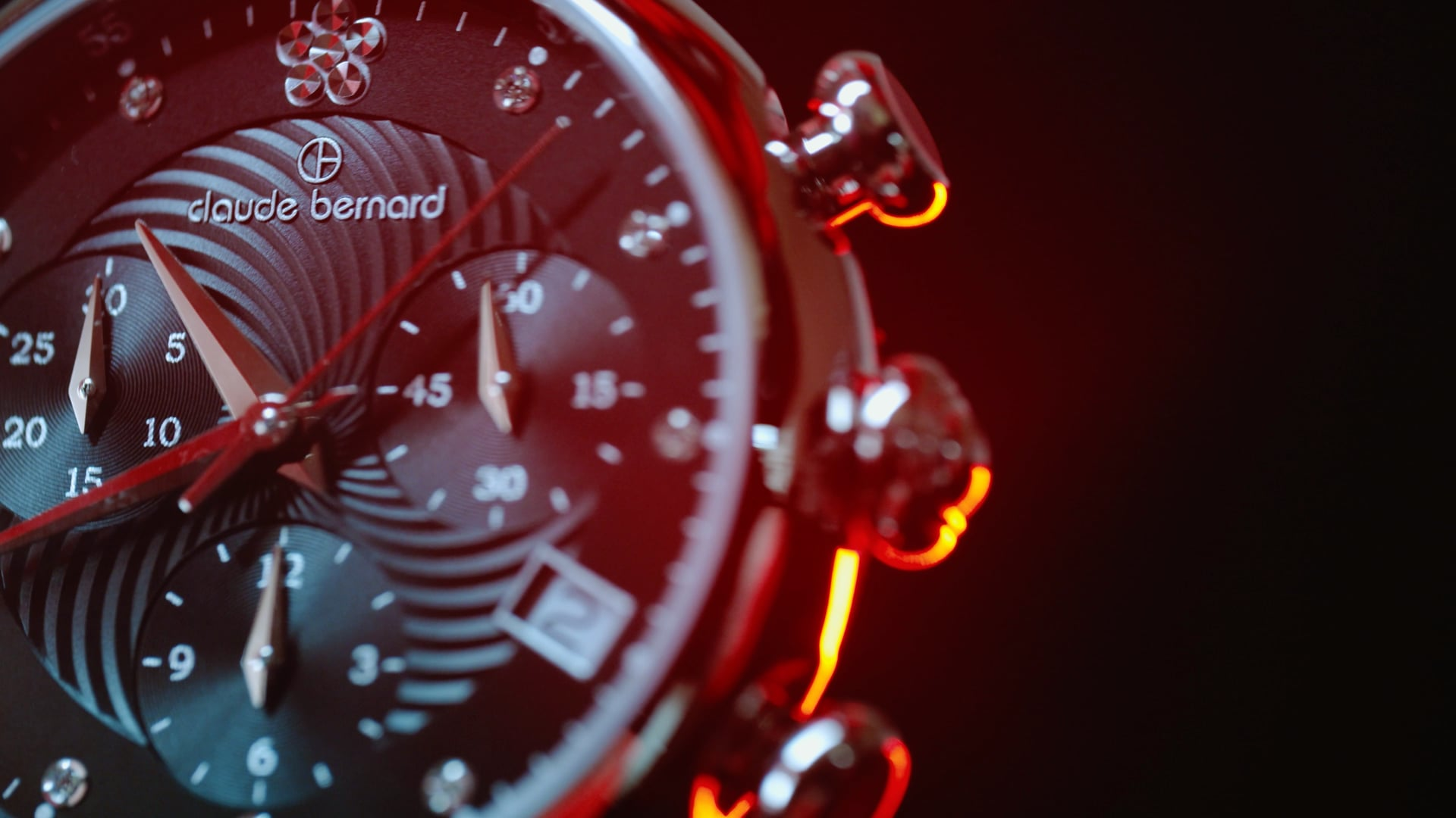 Claude Bernard- Make time for what you love