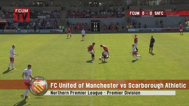 FCUM vs SAFC - Highlights - 24/08/19