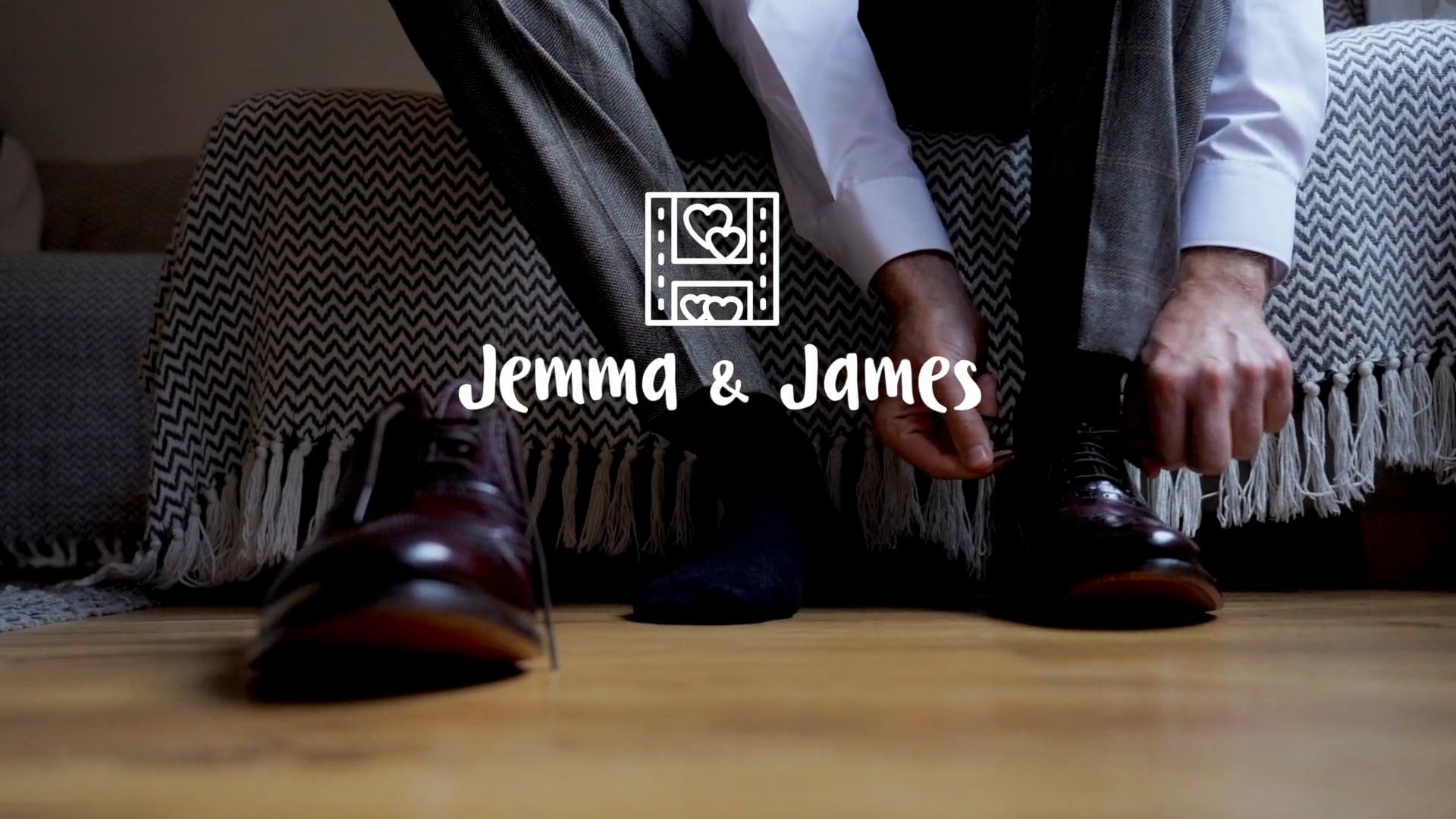 Jemma & James Instagram Film