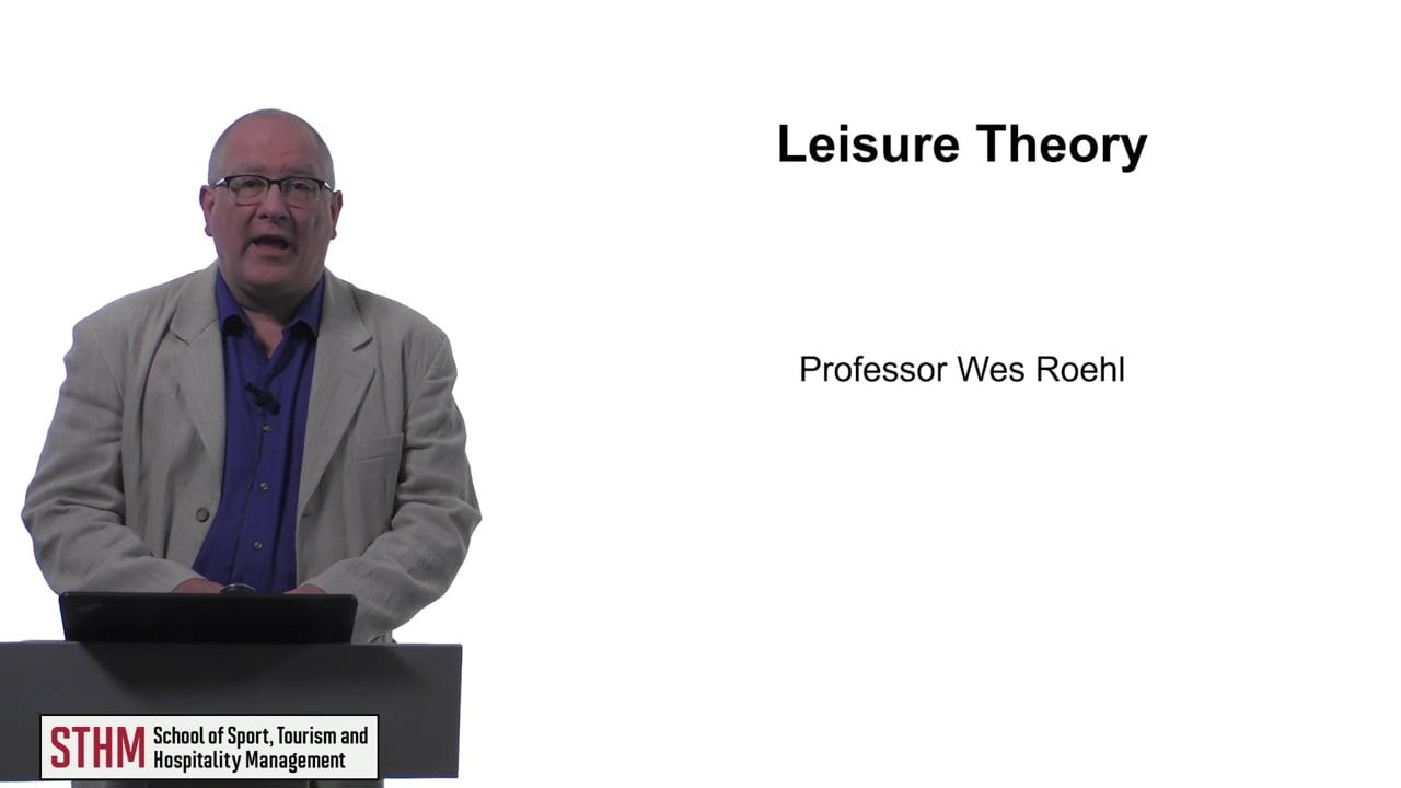 61549Leisure Theory
