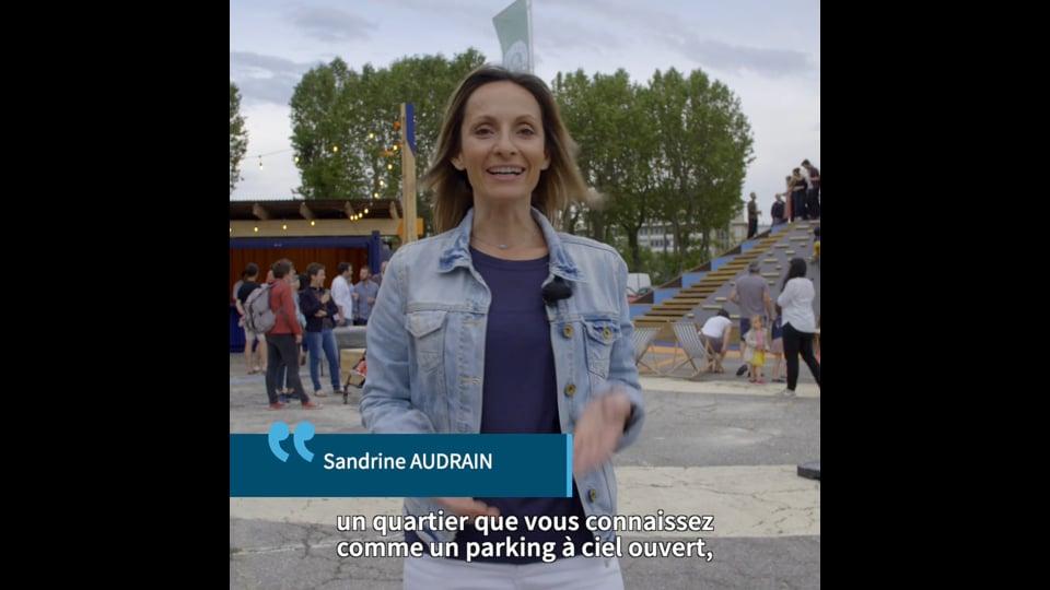 Ville de Grenoble - le quartier Esplanade